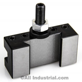 All Industrial 47102 | AXA #1 Quick Change Turning & Facing CNC Lathe Tool Post Holder (250-101)