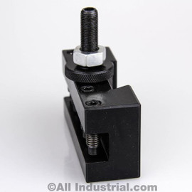 All Industrial 47202 | BXA #1 Quick Change Turning & Facing Lathe Tool Post Holder (250-201)