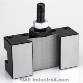 All Industrial 47203 | BXA #2 Quick Change Turning Facing & Boring Tool Post Holder 250-202