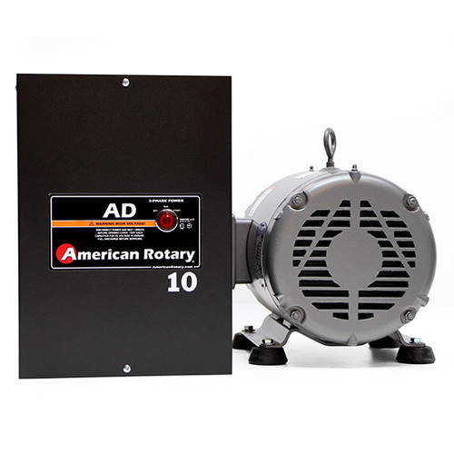 American Rotary AD10 | 10HP 240V AD Series Rotary Phase Converter