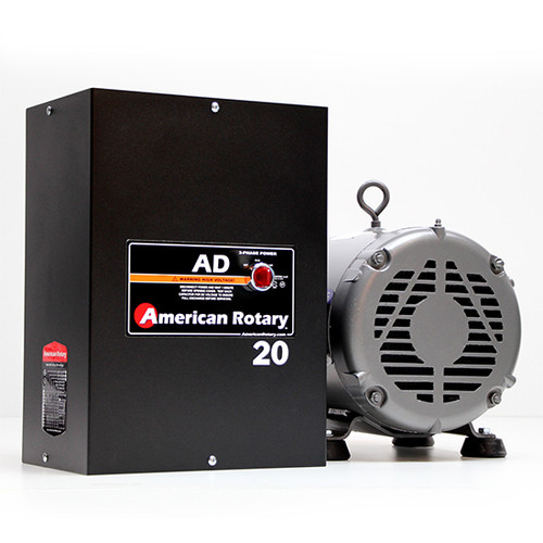 American Rotary AD20 | 20HP 240V AD Series Rotary Phase Converter