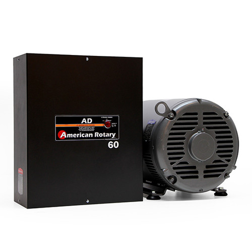 American Rotary AD60 | 60HP 240V AD Series Rotary Phase Converter