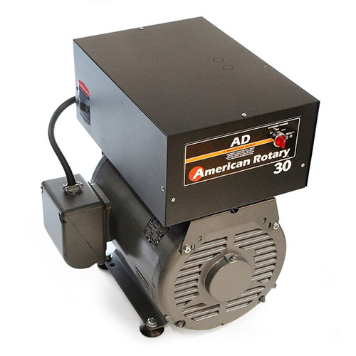American Rotary AD30FM   30HP 240V AD Series Floor Mount Rotary Phase Converter