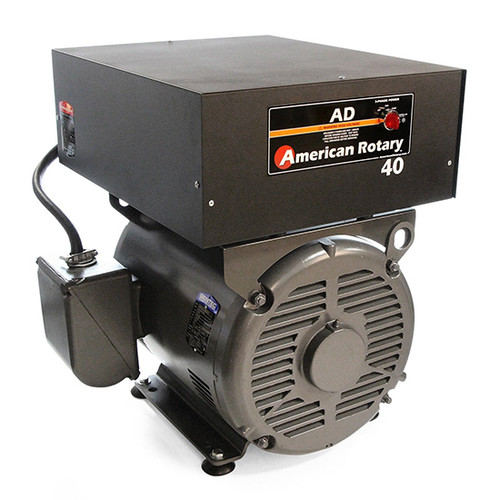 American Rotary AD40FM | 40HP 240V AD Series Floor Mount Rotary Phase Converter