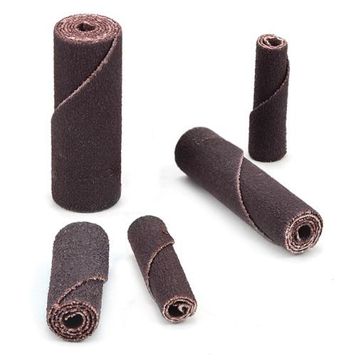 "Superior Abrasives 11873 | SHUR-KUT 3/8"" x 1"" x 1/8"" 60 Grit Aluminum Oxide Straight Cartridge Roll"