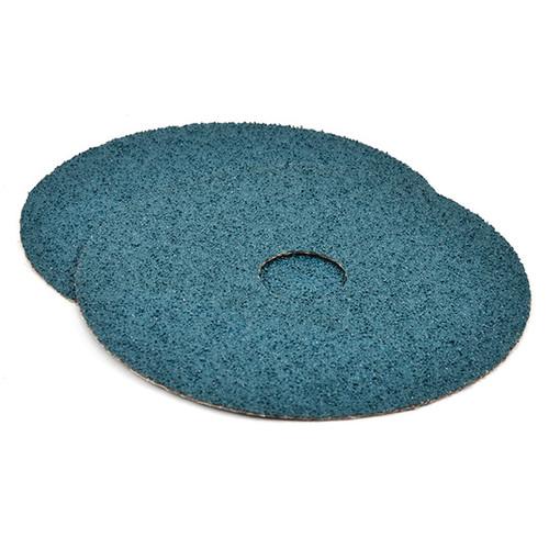 "Superior Abrasives 11759 | SHUR-KUT 7"" x 7/8"" 36 Grit Zirconia Resin Fiber Disc"