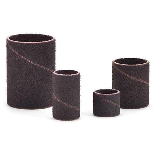 "Superior Abrasives 11949 | SHUR-KUT 1/2"" x 1/2"" 120 Grit Aluminum Oxide Spiral Band"