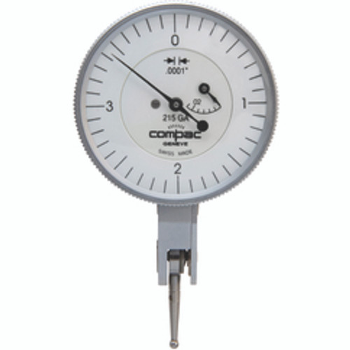 "Brown & Sharpe 215GA | 1/32"" Range 0-40-0  Graduation Dial Drop Indicator"