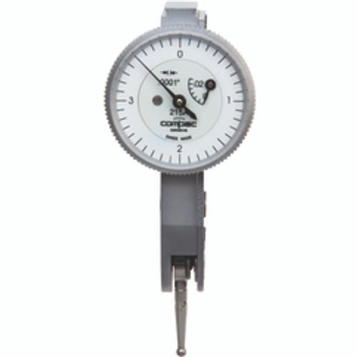 "Compac 215A | 1/32"" Range 0-40-0 0.0001"" Graduation Dial Drop Indicator"