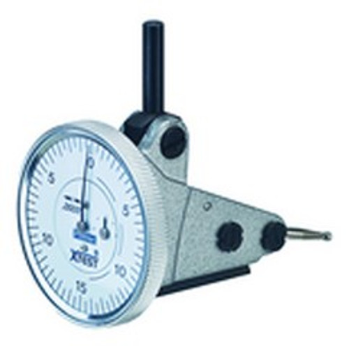 "Fowler 52-562-006   1/16"" Range 0-40-0 Reading 0.0010"" Graduation Dial Drop Indicator"