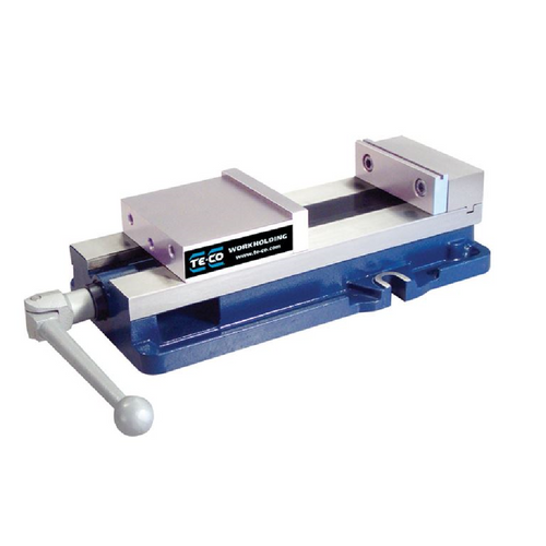 """Te-Co PWS-6900 6"""" Machine Vise with 9"""" Jaw Opening"""