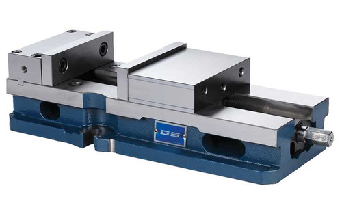 """Sowa GS-ADX-160G   6"""" Precision Milling Machine Vise with 9.13"""" Opening"""