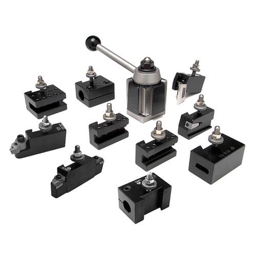 Aloris Tool AXA-12 Turning Holder for Carbide Triangular Inserts