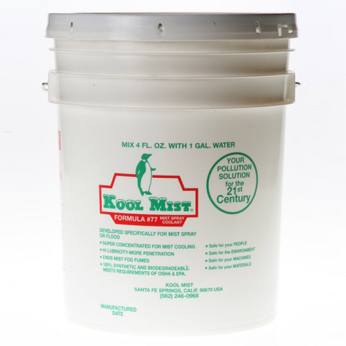 Kool Mist 77-5 | 5 Gallon Formula 77 Concentrated Coolant