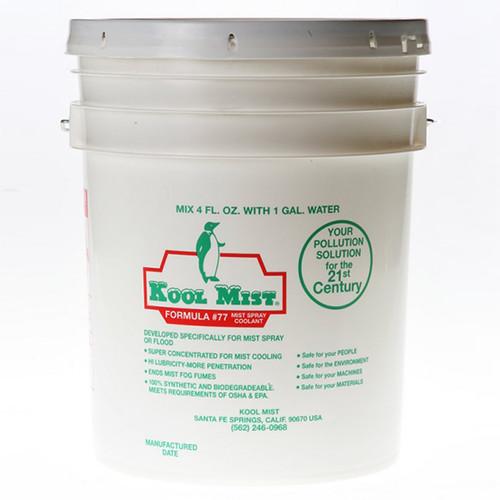 Kool Mist 77-5   5 Gallon Formula 77 Concentrated Coolant