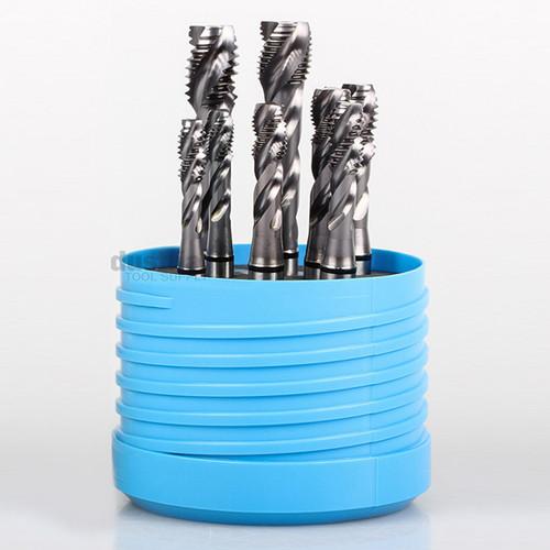 YG1 5//8-18 Spiral Flute Combo Tap T2665S 4 Flute H5 Steam Oxide Multi Purpose