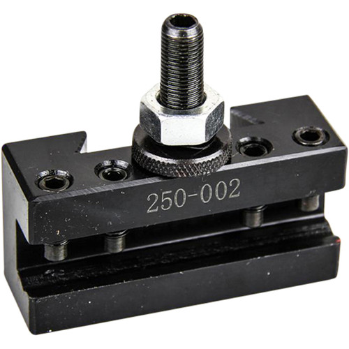 All Industrial 47003 | OXA #2 Quick Change Turning Facing & Boring Tool Post Holder (250-002)