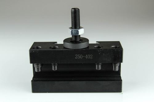All Industrial 47403 | CA #2 Quick Change Turning Facing & Boring Tool Post Holder 250-402