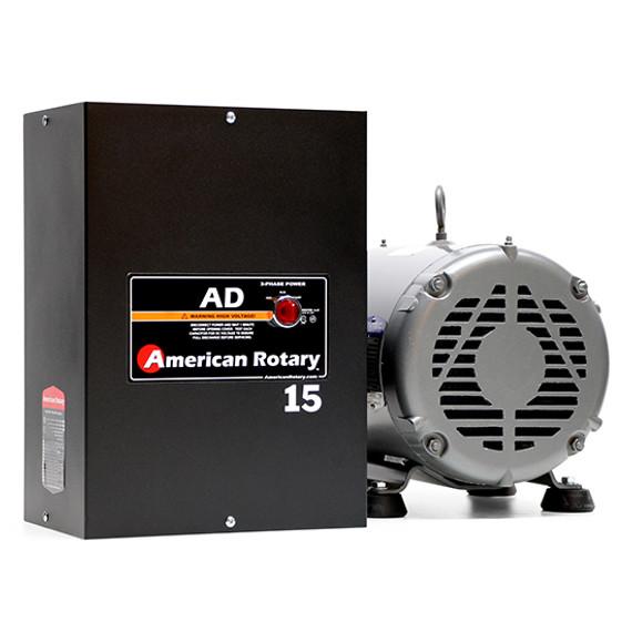 American Rotary AD15 | 15HP 240V AD Series Rotary Phase Converter