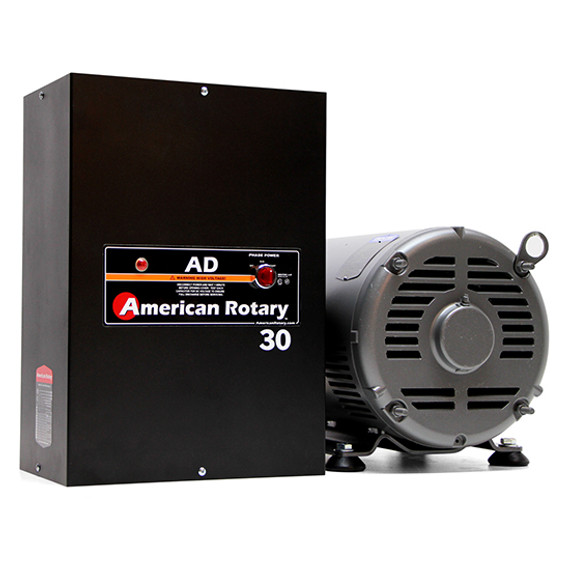 American Rotary AD30 | 30HP 240V AD Series Rotary Phase Converter