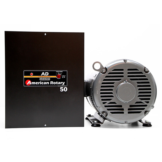 American Rotary AD50 | 50HP 240V AD Series Rotary Phase Converter