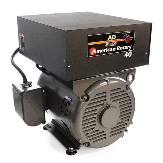 American Rotary AD40FM   40HP 240V AD Series Floor Mount Rotary Phase Converter