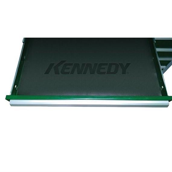 "Kennedy 84030 | 24-7/8"" x 18-3/8"" Black Drawer Liner"
