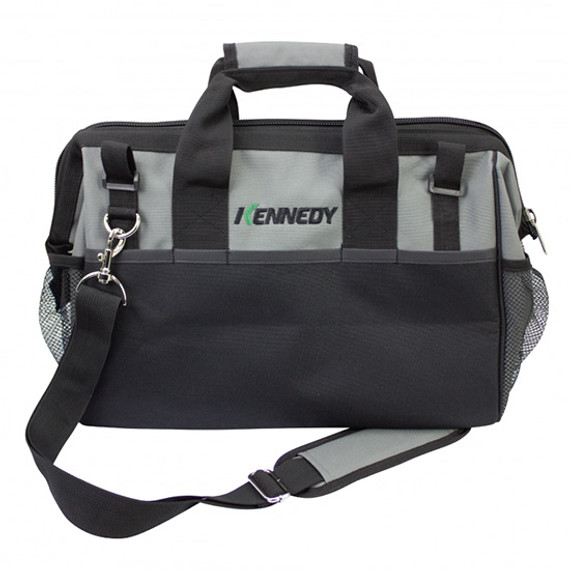 "Kennedy 1508TB | 15"" Hand-Carry Tool Bag with Zipper"