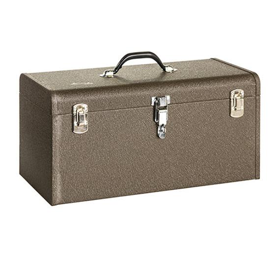 "Kennedy K20B | 20-1/8 x 8-5/8"" Professional Brown Tool Box"
