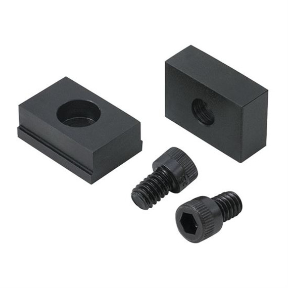 "Kurt D30-50 | 1/2 x 1/2"" Hardened Standard Keys for 4"" Vise"