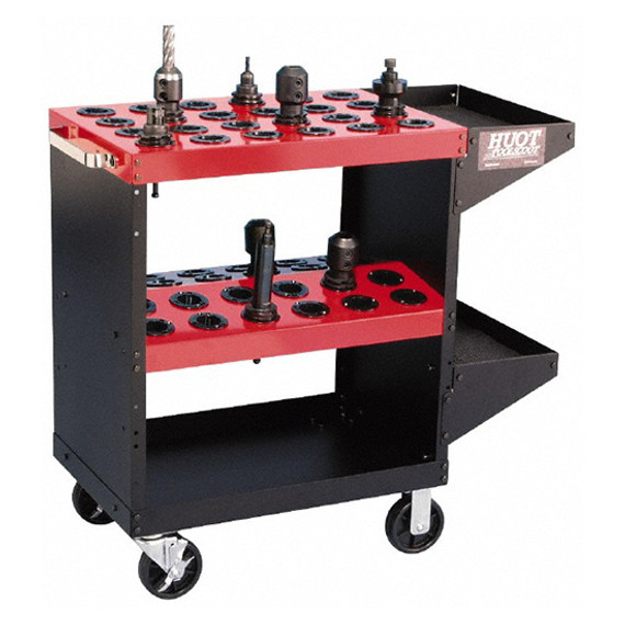 Huot 13930 | 30 Taper Toolscoot Tool Cart