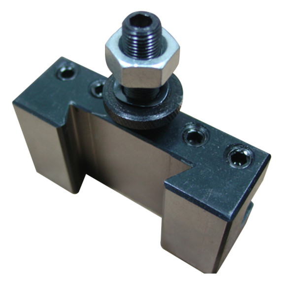 All Industrial 47302 | CXA #1 Quick Change Turning & Facing Lathe Tool Post Holder (250-301)