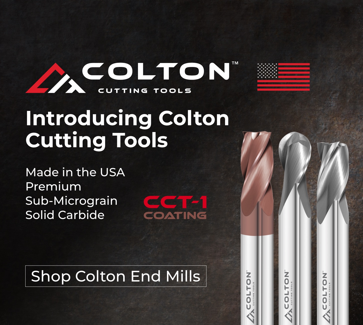 Colton End Mills