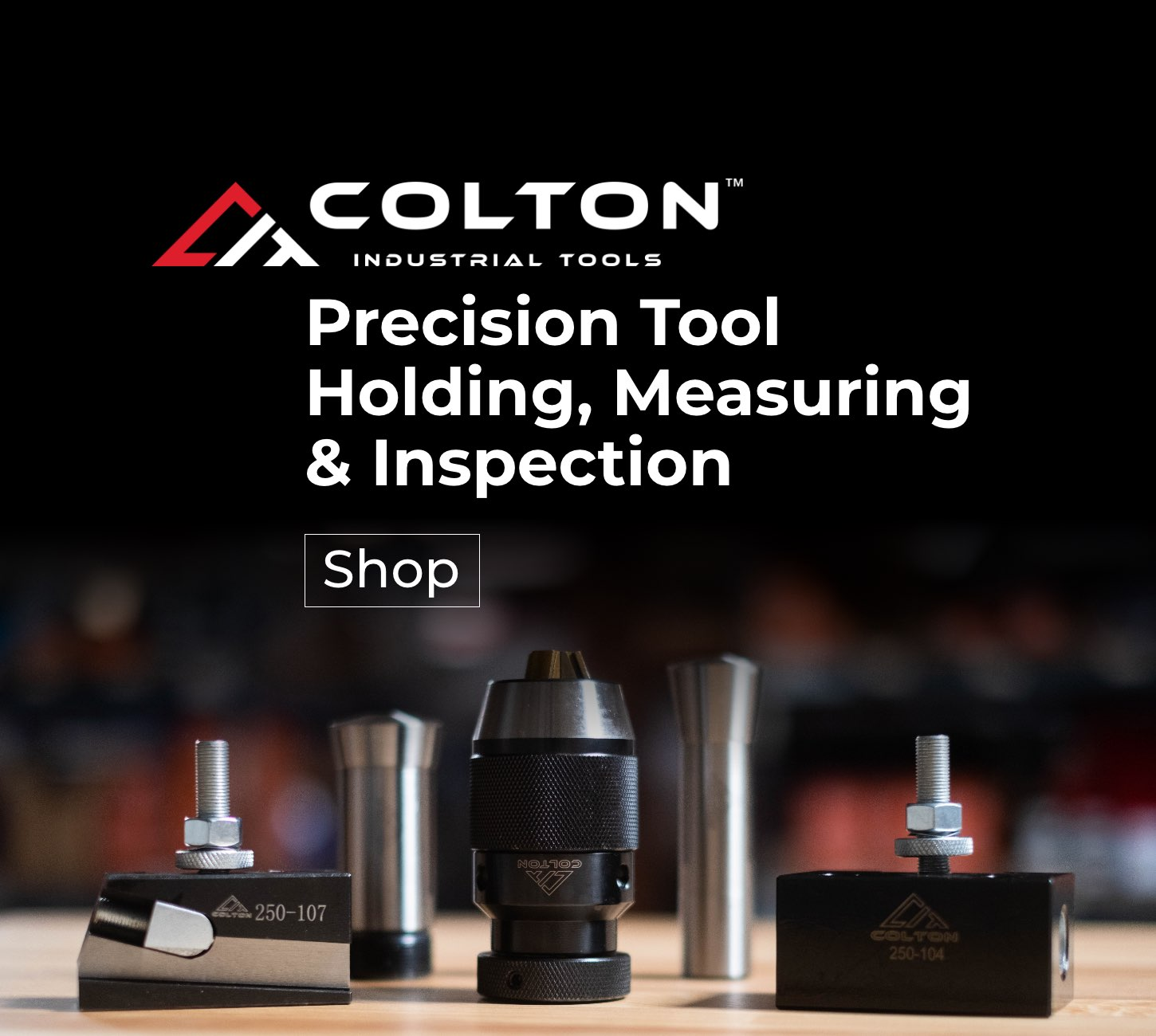 Colton Industrial Tools - Precision Tool Holding, Measuring & Inspection