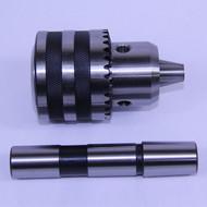"1//32-5//8/"" 3JT PRO-SERIES KEYLESS DRILL CHUCK /& JT3-3//8/"" STRAIGHT SHANK ARBOR CNC"