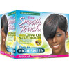 Luster's Smooth Touch No Lye Relaxer Kit Regular 1 Application