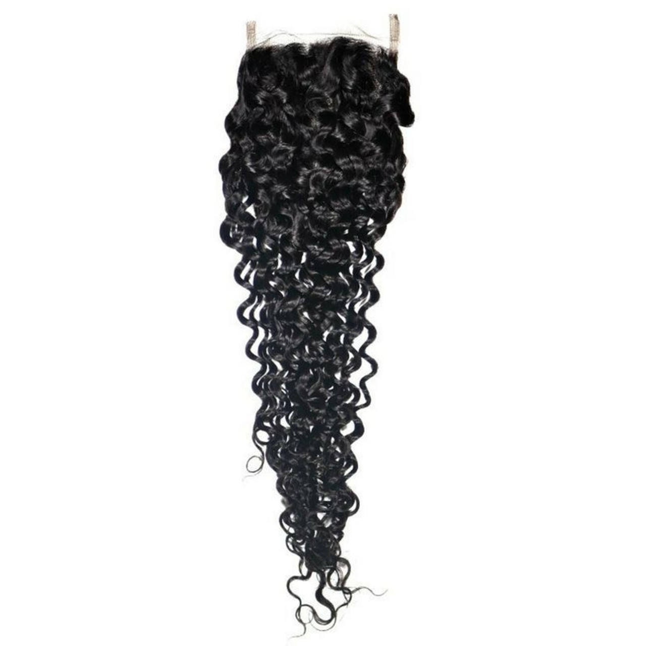 4 by 4 Closure Kinky Curly.