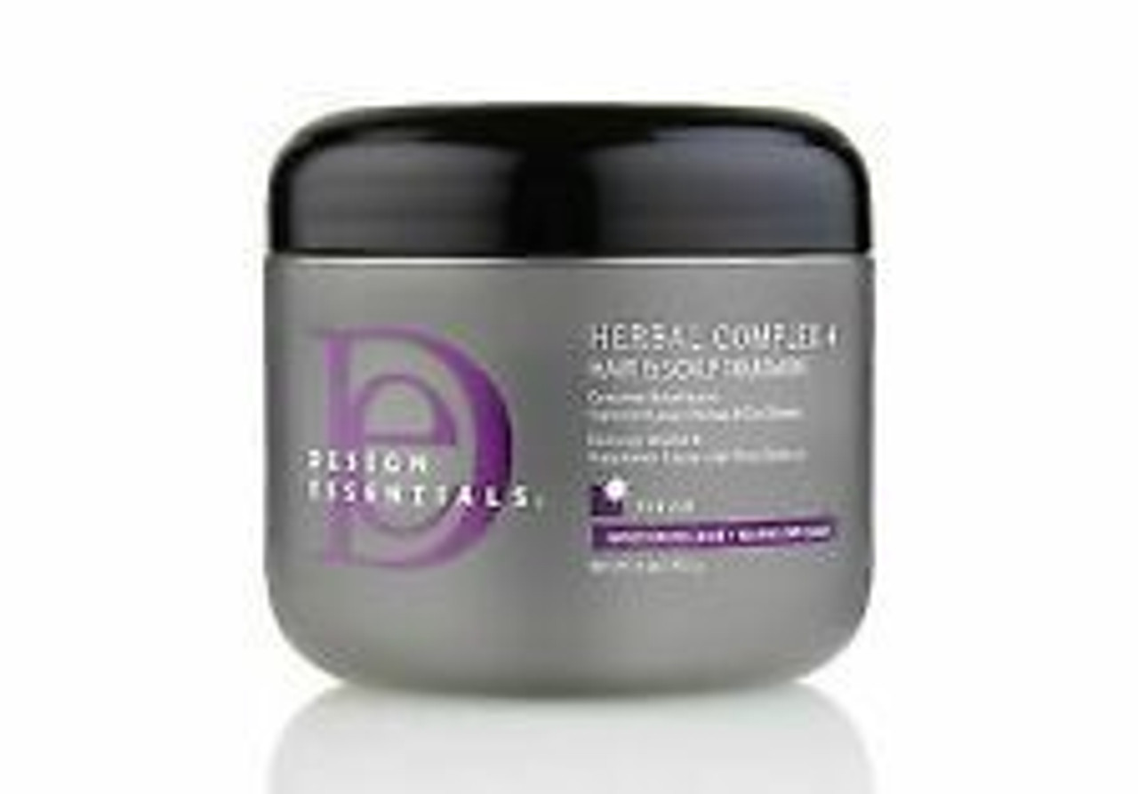 Design Essentials Classic Herbal Complex 4 Hair & Scalp Treatment 4 oz.