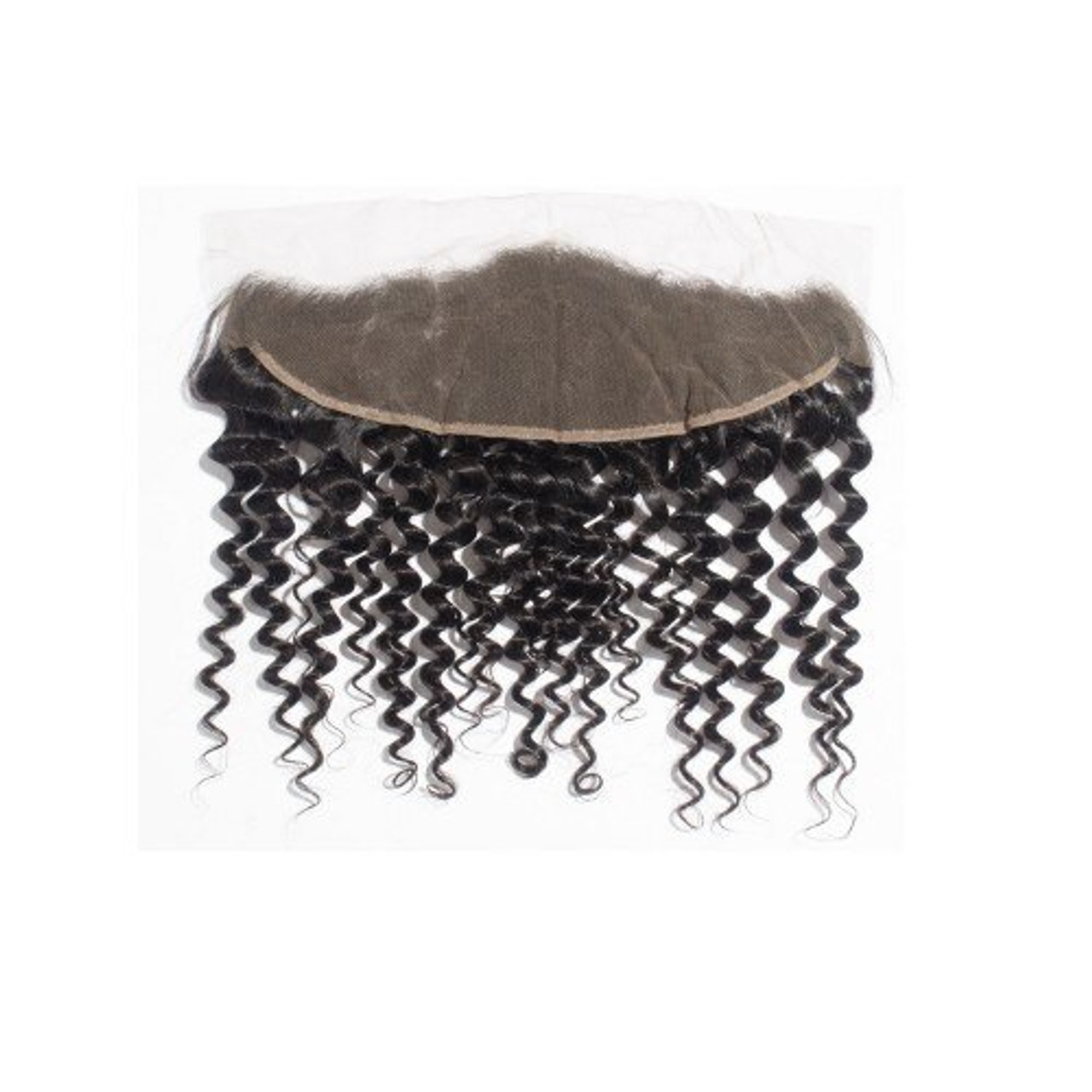 13 by 4 Closure Deep Curly Wave