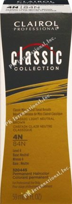 Clairol Classic Collection 4N