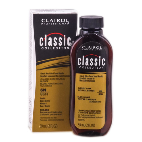 Clairol Classic Collection 6N