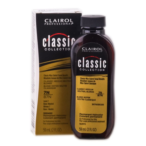 Clairol Classic Collection 7N.