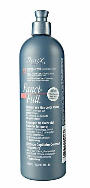 Roux Fanci Color Rinse #13 Chocolate Kiss 15 oz.