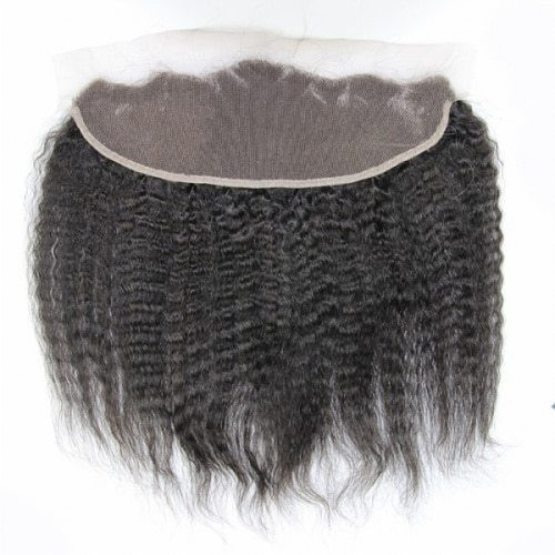 13 by 4 Closure Kinky Straight
