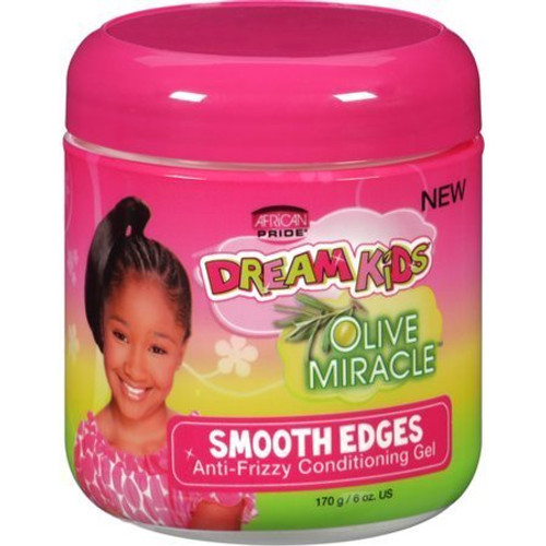 African Pride Dream Kid Olive Miracle Smooth Edges 6 oz.