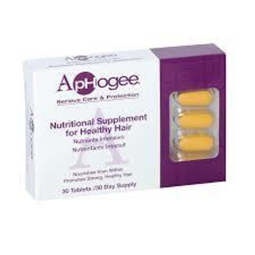 Aphogee Hair Vitamin Supplement 30 Ct.