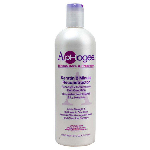 Aphogee Keratin & 2 Minute Reconstructor 8 oz.