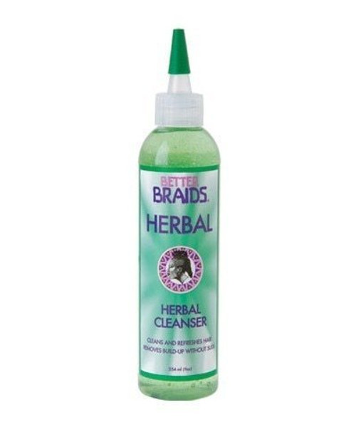 Better Braids Herbal Cleanser 9 oz.