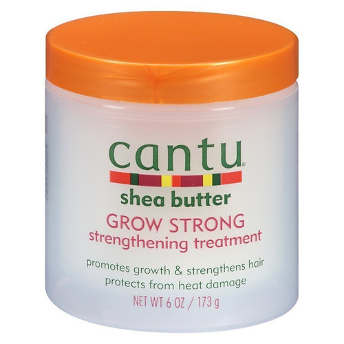 Cantu Grow Strengthening Treatment 6 oz.