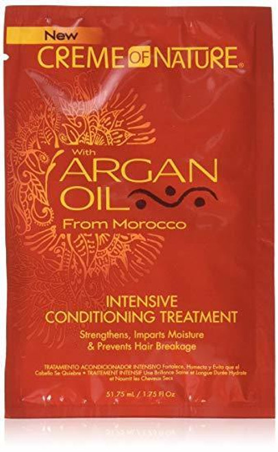 Creme of Nature Argan Oil Conditioning Treatment 1.75 oz.